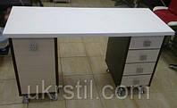 Маникюрный стол «Classic», столешница искусственный камень