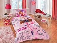 Детское постельное белье TAC Winx Holiday Flora