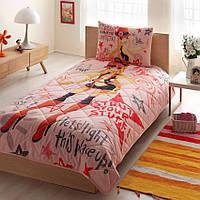 Детское постельное белье TAC Winx Holiday Stella