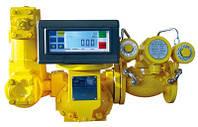 Узлы учета для топливозаправщиков (счетчик)  для бензовоза, перелива, колонки раздачи топлива
