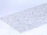 Набор ковриков  для ванной Irya Stone 70x120 см+45x60 см. серый