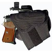 Кобура на голень синтетическая (ПМ) (Предназначена для скрытного ношения оружия. Используется для моделей ПМ,