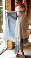 Полотенце для сауны Tomurchuk  Buldans 100*180 синее