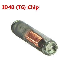 Чип транспондер T6 ID48 стекло Megamos Crypto Unlocked Chip VW Audi Seat Skoda Porsche