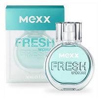 Mexx Fresh Woman edt 30 ml. w оригинал