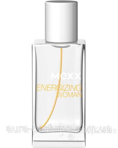 Mexx Energizing Woman edt 30 ml. оригинал Тестер