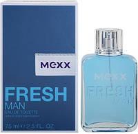 Mexx Fresh Man edt 75 ml. m оригинал