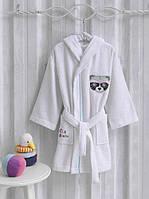 Детский махровый халат Marie Сlaire Raton 5-6 лет