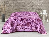 Покрывало Marie Claire Violet лиловое 150*200 см.