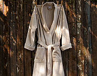 Махровый халат Deco Bianca 52001 V5 бежевый L/XL