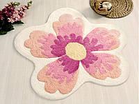 Коврик для ванной Irya - Lavin pembe розовый 90 см