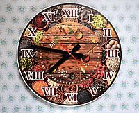 Часы настенные для кухни Специи