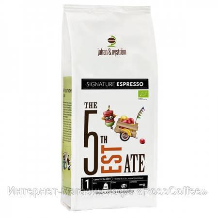 Кофе в зернах Johan&Nyström Espresso 5 Estate Organic 500 г