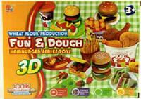 Масса для лепки Гамбургер 6807
