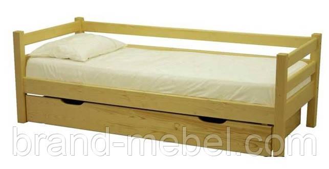 """Деревянная детская кровать Бэйби - Интернет-магазин """"Brand-mebel"""" в Львовской области"""