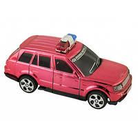 Машина инертная  в кульке 11*4*16,5см, 4 вида