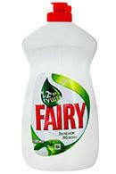 Моющее средство для посуды Fairy 500 ml.