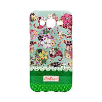 Накладка Silicon Case Cath Kidston Samsung G360 Green Фосфорная