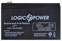 Батарея для ИБП LogicPower 12v-7ah (Аккумуляторная батарея)