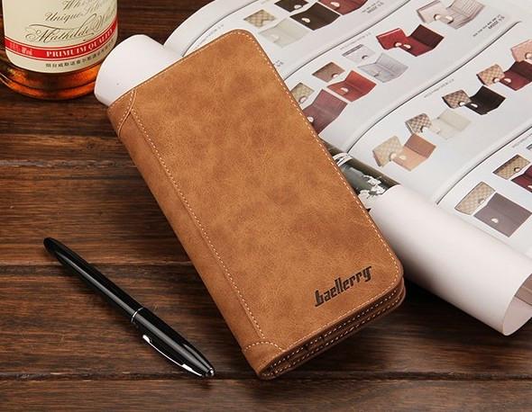Жіночий гаманець Baellerry Platinum, коричневий