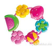 Развивающая игрушка-погремушка Цветочная лужайка Kids II