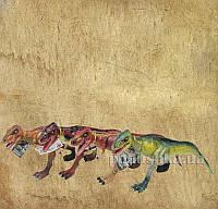 Динозавр хищные челюсти 28 см HGL SV12337