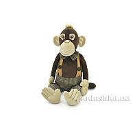Мягкая игрушка Обезьяна-стиляга Буба 55 см Orange OS100/35