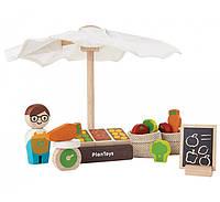 """Деревянная игрушка """"Рынок"""", PlanToys"""