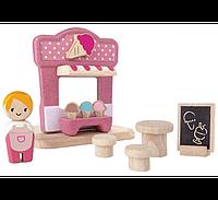 """Деревянная игрушка """"Кафе-мороженое"""", PlanToys"""