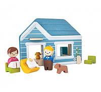 """Деревянная игрушка """"Дом"""", PlanToys"""