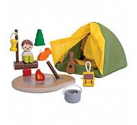 """Деревянная игрушка """"Туристический набор"""", PlanToys"""