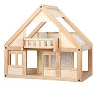 """Деревянная игрушка """"Мой первый кукольный домик"""", PlanToys"""