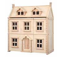 """Деревянная игрушка """"Викторианский кукольный домик"""", PlanToys"""