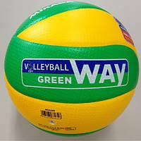 Волейбольный мяч Mikasa MVA200 cev