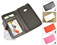Чехол-бумажник для HTC One 801e
