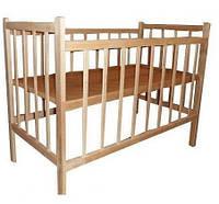 Детская кровать КФ без лака