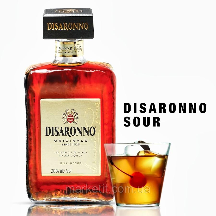 Ликер Amaretto Disaronno Originale (Амаретто Дисароно) 0,5 л.