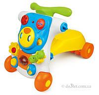 """Ходунки каталка для малышей """"Верхом на роботе"""" Weina 2130"""