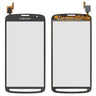 Сенсорный экран для мобильных телефонов Samsung I537, I9295 Galaxy S4 Active, черный