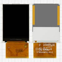 Дисплей для мобильных телефонов Fly E133, E176, 37 pin, #TFT8K4416FPC-A1-E
