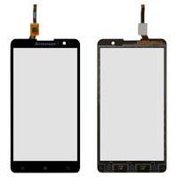 Сенсорный экран для мобильных телефонов Lenovo S8 S898T, S8 S898T+, черный