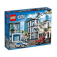 Лего 60141   Полицейский участок