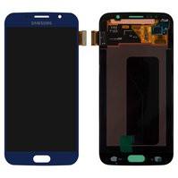 Дисплей для мобильных телефонов Samsung G920F Galaxy S6, G920FD Galaxy