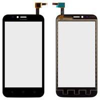 Сенсорный экран для мобильного телефона Huawei Ascend Y625, черный