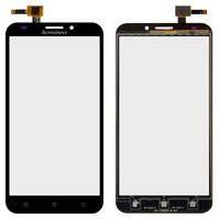 Сенсорный экран для мобильного телефона Lenovo A916, черный