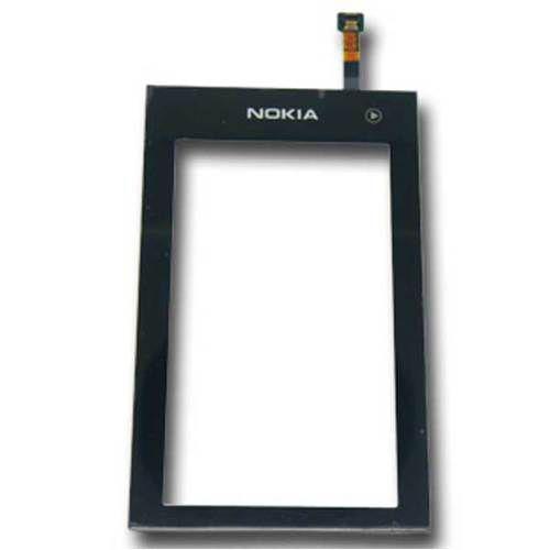 Сенсор (Touch screen) Nokia 5250 чёрный