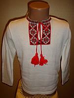 Рубашка вышиванка 130210 для мальчика(на 3год)