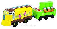 Моторизированный паровозик Фростини с вагоном мороженого Chuggington LC58008