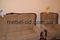 Ремонт мягкой мебели. Перетяжка мебели. Одесса., фото 1