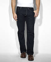 джинсы мужские Levis 559 relaxed straight Rebuilt Dark